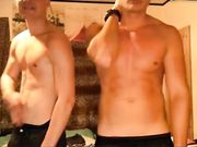 German Muscle Wank-Part2 on GayBoysCamcom  at EveryDayPorn.co