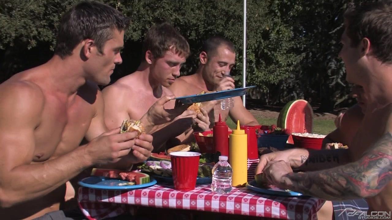 Bucks County 1 - Into The Wild, Scene 5 - Connor Maguire & Woody Fox 2