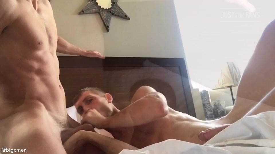 2018.06.2 - Cory Makes Jared Cum With His Smooth Daddy Ass