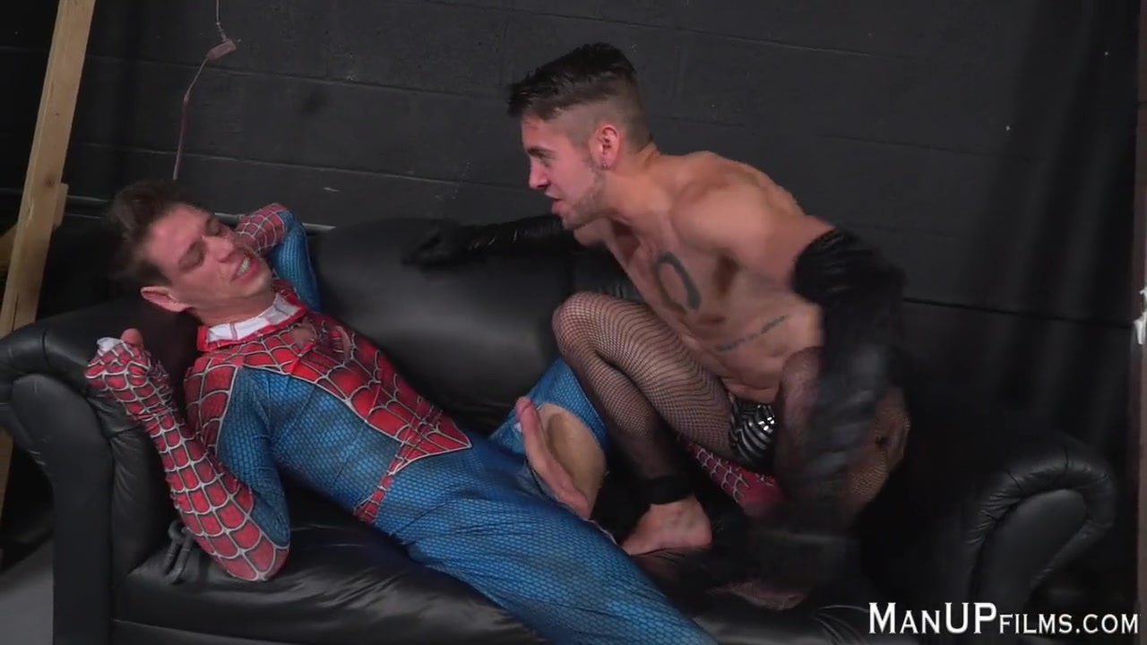 Spiderman vs Dante Part 1